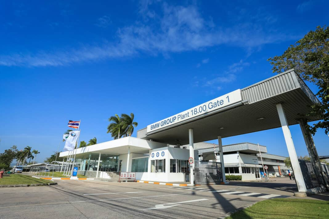 BMW Parts Manufacturing Thailand